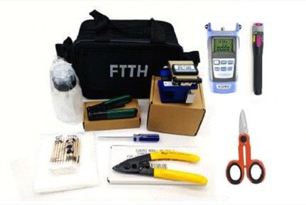 What's Optical fiber toolkit?