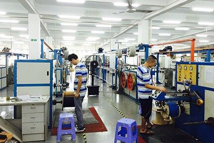 Weunion Communication Fiber Optic Cable Production Line